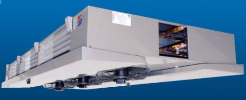 DHN Guntner *Ceiling Unit Cooler 4-60 kW*