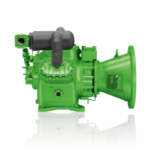 Bitzer Open 2nd Generation *Two Stage*